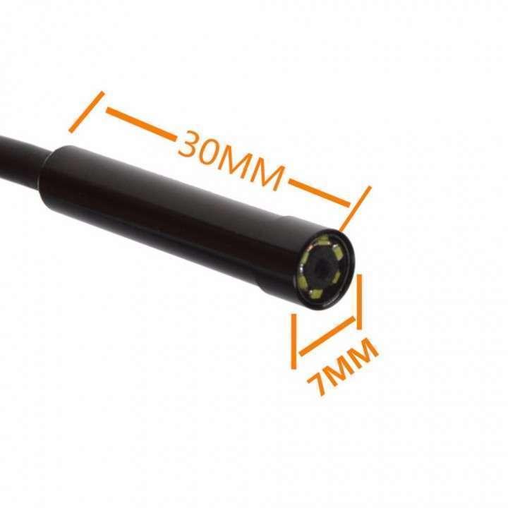 Endoscopio digital mini cámara usb para celular - 5