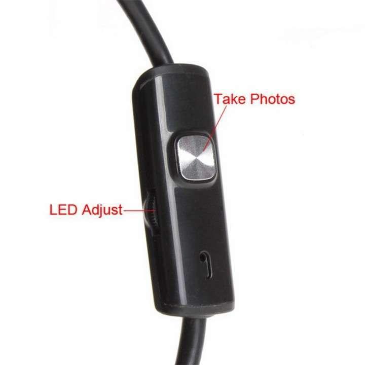 Endoscopio digital mini cámara USB - 8