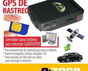 GPS Rastreador a SIM Card
