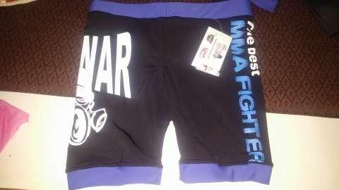 Zungas Cortas New War MMA