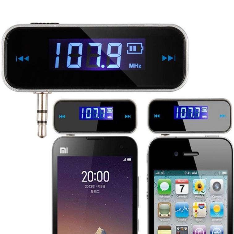 Transmisor FM música del celular a tu radio sin cables - 3