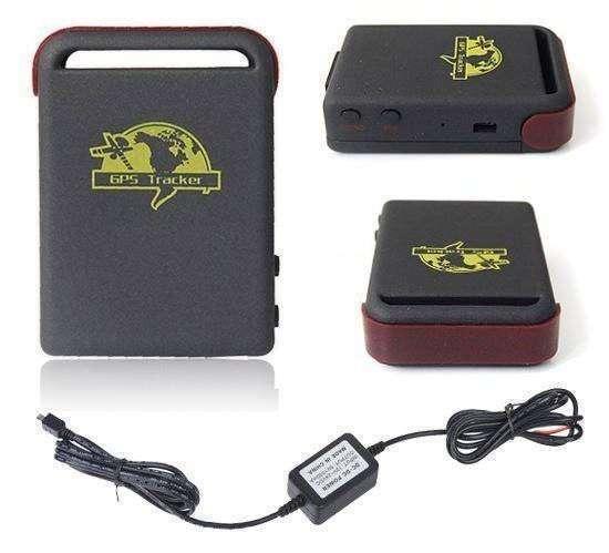 GPS Rastreador a SIM Card - 1