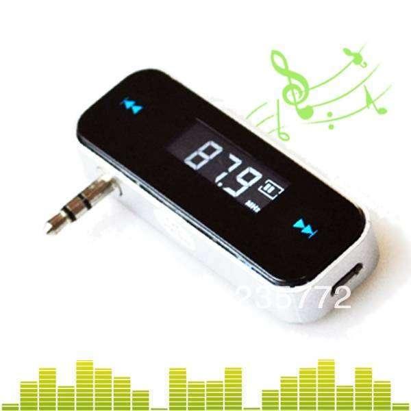 Transmisor FM música del celular a tu radio sin cables - 2