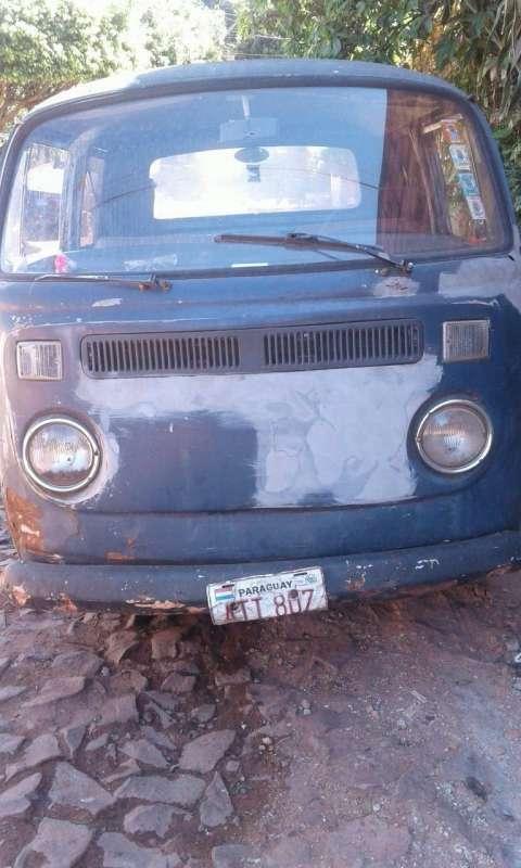 Volkswagen Kombi doble cabina