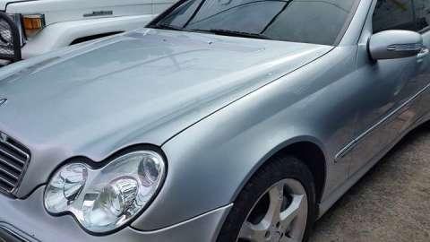 Mercedes Benz C230 Naftero