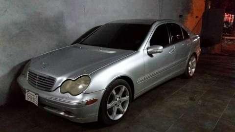 Mercedes Benz C240 2003
