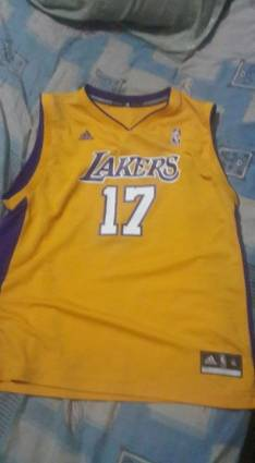 Camiseta de basket