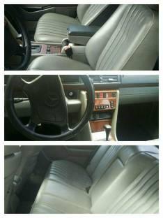 Mercedes Benz 300D 2.5 Turbo Diésel