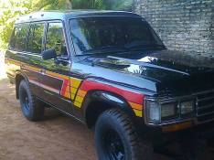 Toyota Land Cruiser GX motor 2H 1988