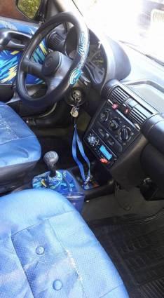Chevrolet Corsa 1998 motor 1000 cuatro puerta