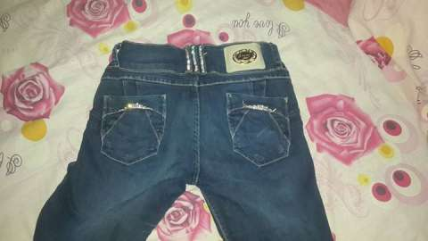 Jeans sawary talle 40