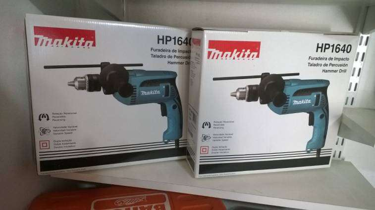 Taladro Makita HP1640 13mm 760W - 3