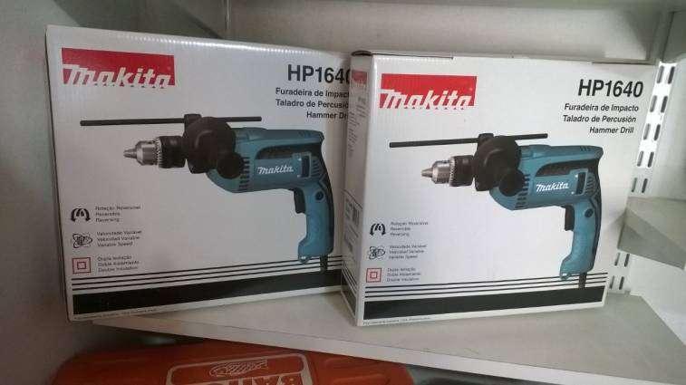 Taladro Makita HP1640 13mm 760W - 3