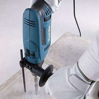 Taladro Makita HP1640 13mm 760W - 1
