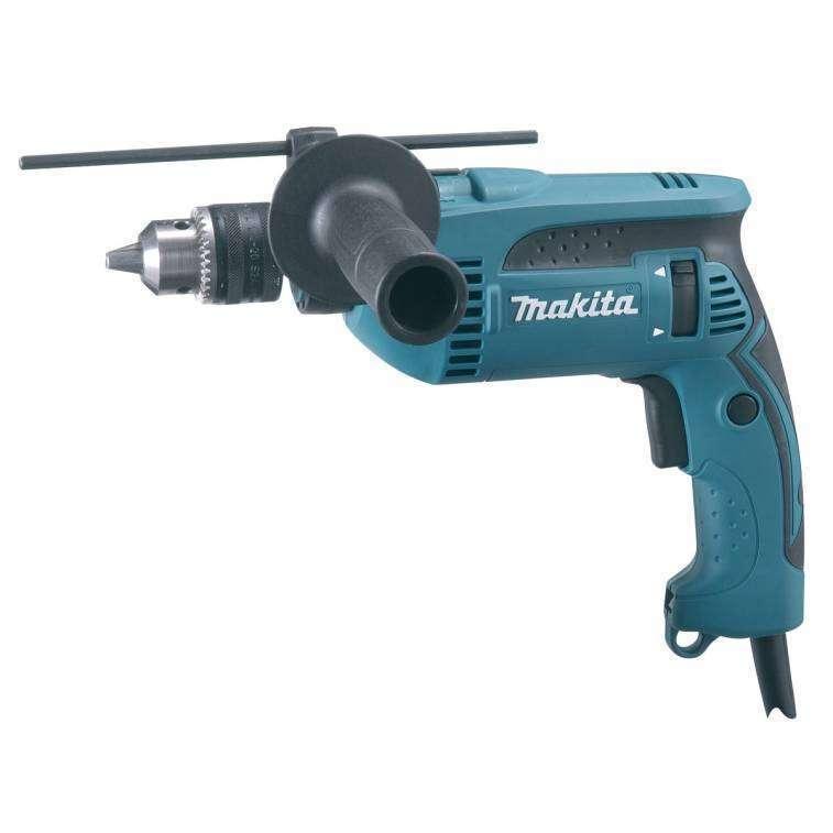 Taladro Makita HP1640 13mm 760W - 0