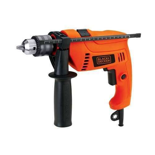Taladro Black+Decker HD555 13mm 550W - 0