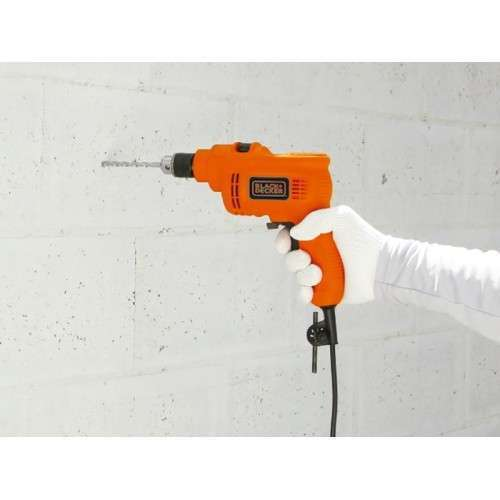 Taladro Black+Decker HD555 13mm 550W - 2