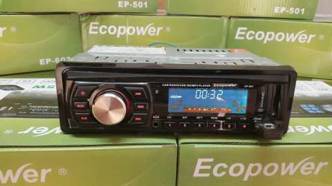 Auto radio Ecopower
