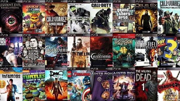 Juegos digitales para Ps3 - 2