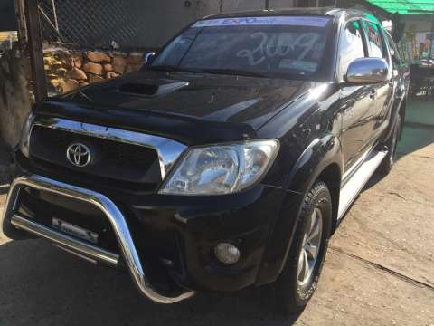 Toyota HILUX 2009 3.0 full equipo