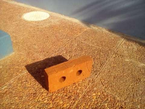Ladrillos de 2 agujeros