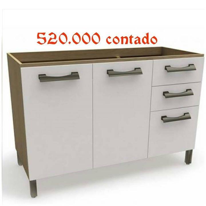 Mueble de cocina lavadero gabriel for Lavadero de cocina con mueble