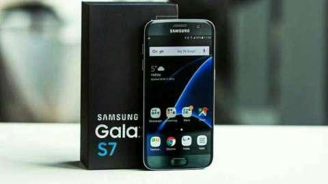 Samsung Galaxy S7 nuevo y protectores