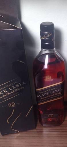 Black Label de 1 litro