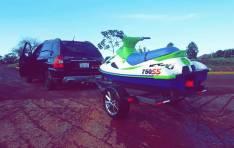Jet ski kawasaki 750 ss motor 2 tiempos