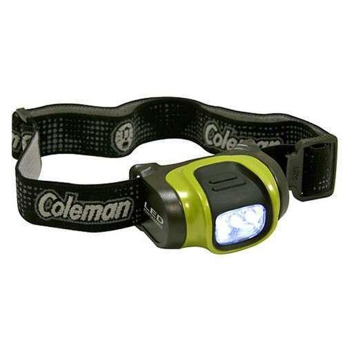 Linterna Coleman p/ Cabeza LED - 0