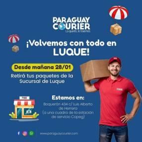 Servicio de flete de Miami Paraguay compras de USA a Paraguay