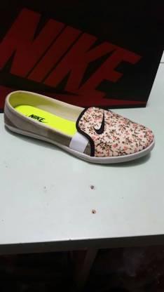 Alpargatas Nike para dama