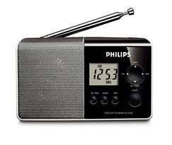 Radio portátil Philips am fm