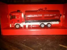 Camion de Bomberos contra prevención de incendios Volvo 1:43