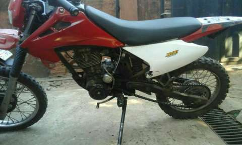 Moto Trail Motor 200cc