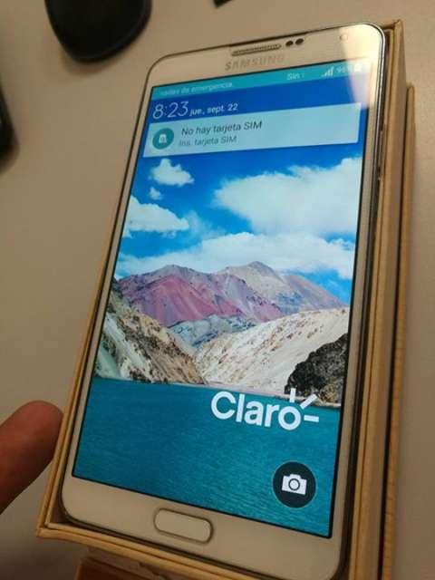 Samsung Galaxy Note 3 libre 32 gb