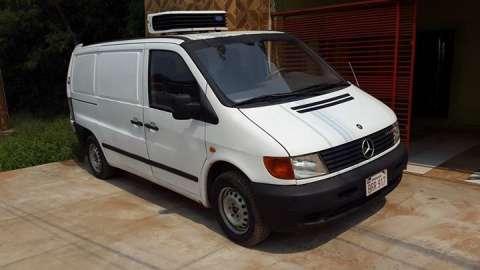Mercedes Benz Vito 2002 mecánico diésel