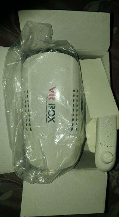 VR BOX con control