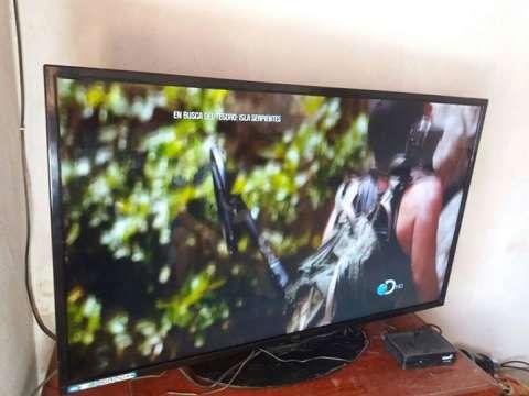 Tv Full Led HD de 50 pulgadas AOC