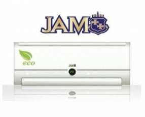 Aire acondicionado split Jam Eco 12.000 btu