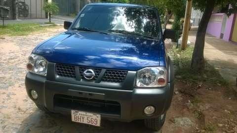 Nissan Frontier 2012 motor 3.0 diésel 4x4