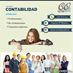 Servicio de contabilidad Contadora Independiente