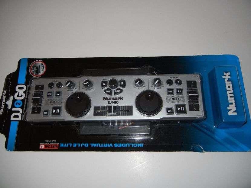 Controlador Numark DJ2GO - 4