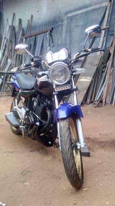 Moto Kenton GTR motor dakar 200 cc