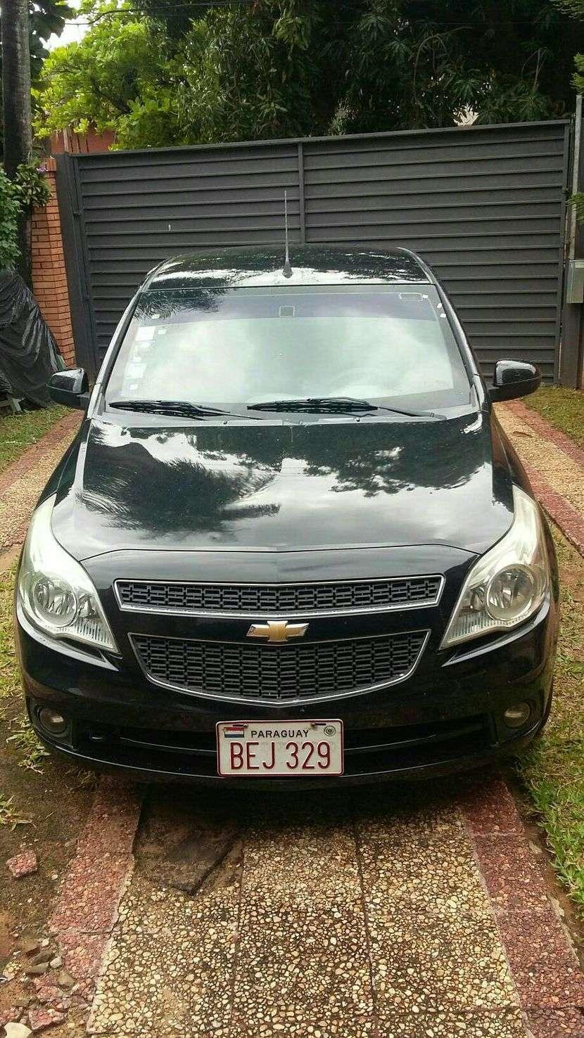 Chevrolet Agile 2010 LTZ - 0
