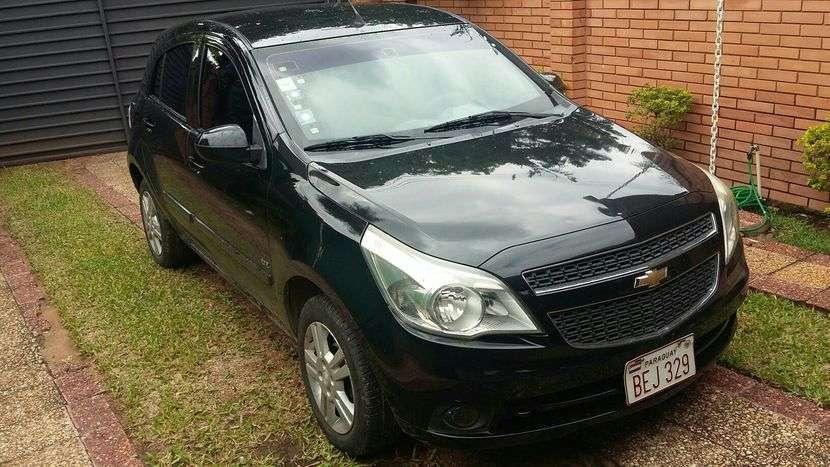 Chevrolet Agile 2010 LTZ - 1