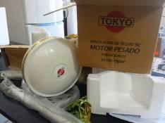 Ventilador de Techo Tokyo motor pesado