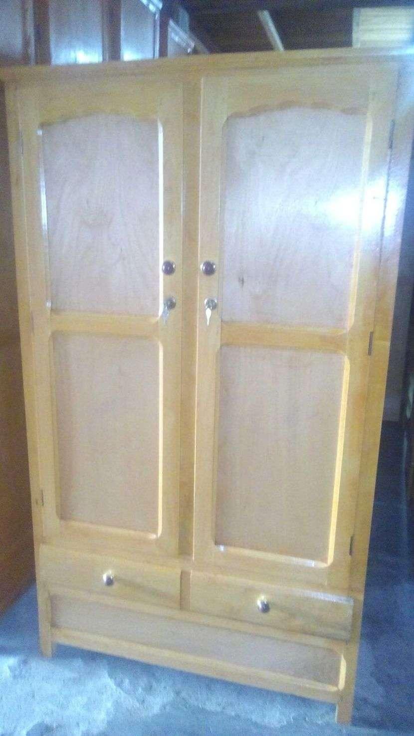 Ropero de 2 puertas - 0