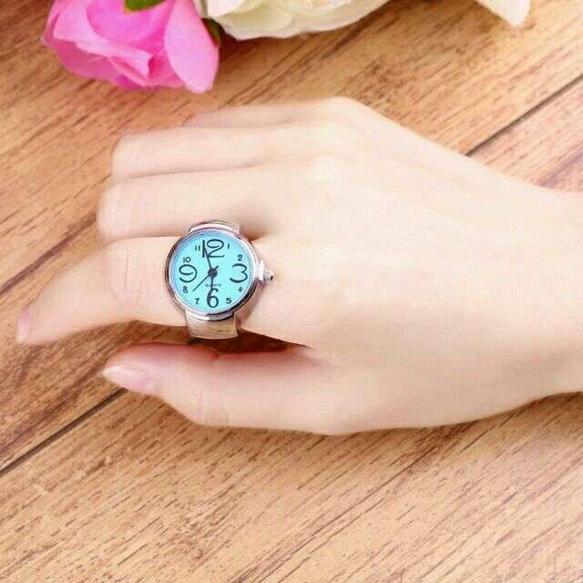 Reloj Anillo para damas - 0