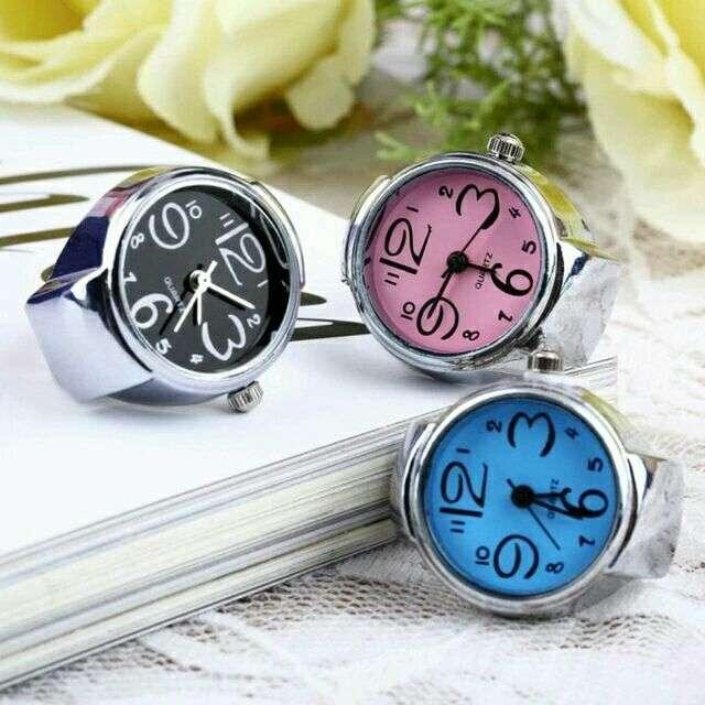 Reloj Anillo para damas - 2